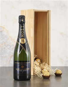 gifts: Moet Imperial Nectar Crate!