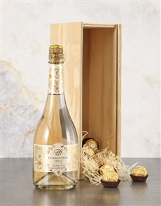 gifts: Sparkle All the Way Durbanville Hills Crate!