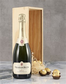 gifts: Glorious Graham Beck Brut Crate!