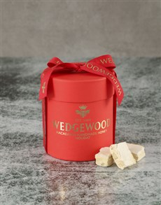 gifts: Bubbly and Cuddles Red Nougat Hatbox!
