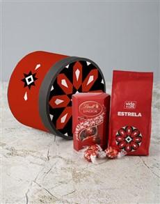 gifts: Vida Red Coffee Hamper!