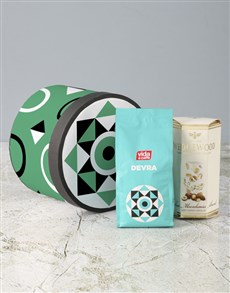 gifts: Vida Devra Coffee Hat Box!