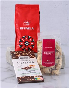 gifts: Smell the Coffee Vida Hamper!