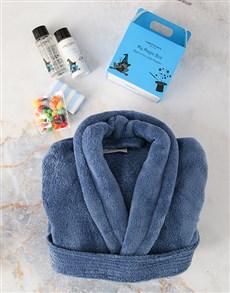 gifts: Kids Charlotte Rhys Blue Bath Time Set!