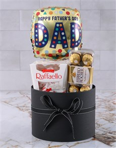 gifts: Number One Dad Chocolate Box!