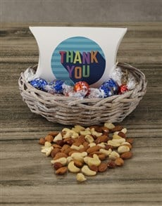 gifts: Snacks To Say Thanks Basket!