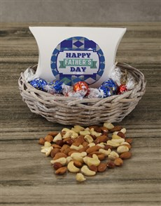 gifts: Fantastic Fathers Day Treat Basket!
