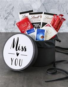 gifts: Miss You Lindt Hamper!