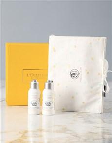 gifts: Luxurious LOccitane Shea Baby Hamper!