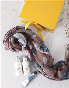 gifts: Luxurious Scarf Gift Set !