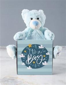 gifts: Brilliant Boy Teddy And Chocs!