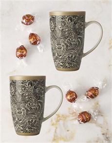 gifts: Maxwell And Williams Emerald Empire Mug Set!