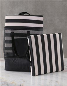 gifts: Simple Cooler And Cushion Set!