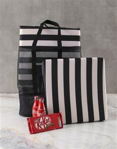 gifts: Cooler And Cushion Kit Kat Set!