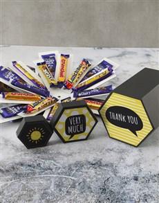 gifts: Thank You Cadbury Surprise Box!