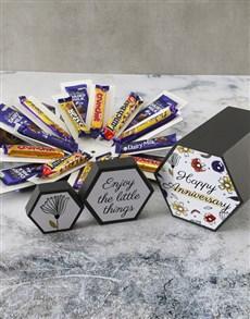 gifts: Happy Anniversary Cadbury Surprise Box!