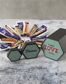 gifts: Forever Yours Cadbury Surprise Box!