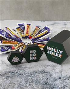 gifts: Holly Jolly Cadbury Surprise Box!