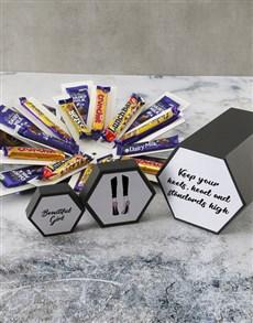 gifts: Beautiful Girl Cadbury Surprise Box!