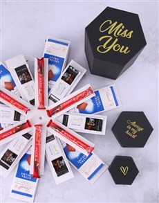 gifts: Always In My Heart Lindt Surprise Box!