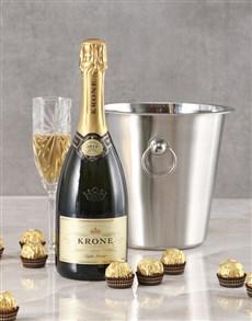 gifts: Krone Demi Sec Gift Hamper!
