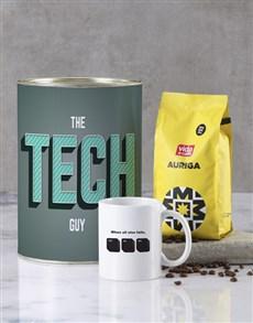 gifts: Tech Guy Bro Bucket Set!