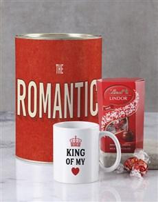gifts: Romantic Guy Bro Bucket Set!