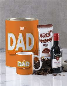 gifts: Dad Guy Bro Bucket Set !