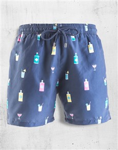 gifts: Breazies Gin And Tonic Swim Shorts !