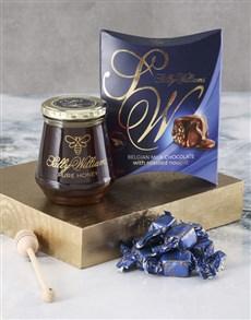 gifts: Sweet Sally Williams Nougat Hamper!