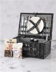 gifts: Brilliant Biltong Picnic Hamper!