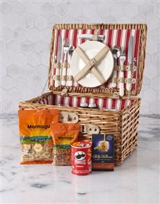 gifts: Bursting With Bites Picnic Hamper!
