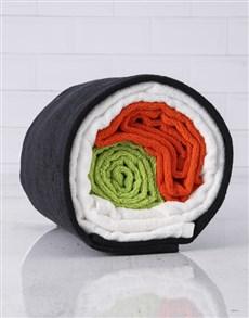 gifts: Sushi Towel Set!