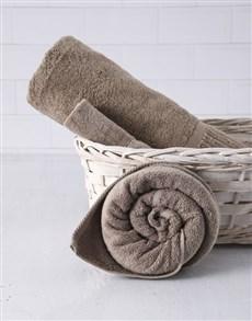 gifts: Pebble Rose Towel Set!