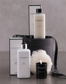 gifts: Charlotte Rhys St Thomas Pamper Pack!