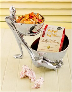 gifts: Carrol Boyes Chip & Dip Laid Back with Snacks!
