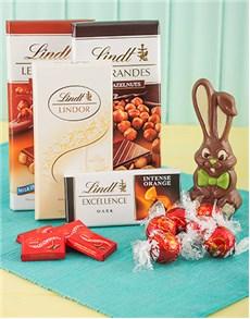 gifts: Lindt Chocolate Easter Hamper!