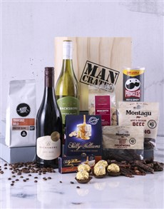 gifts: The Ultimate Man Crate!