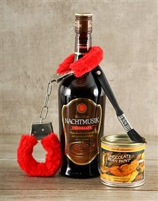 gifts: Chocolate Bondage Gift!