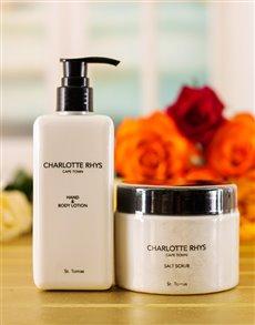 gifts: Charlotte Rhys UTL Gift Hamper!