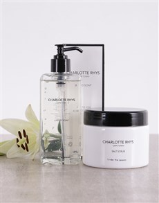 gifts: Bath Time with Charlotte Rhys UTL!