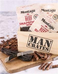 gifts: Biltong Man Crate!