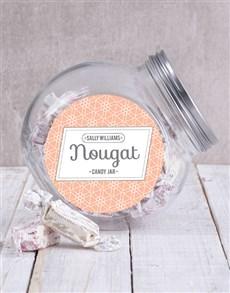 gifts: Sally Williams Treat Jar!