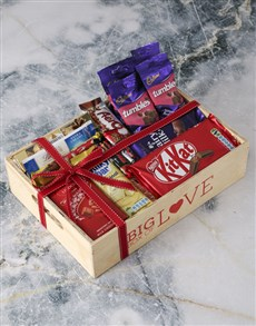 gifts: Assorted Chocolate Box!