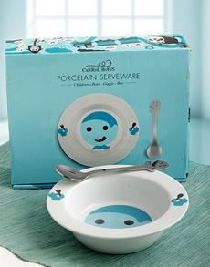 gifts: Carrol Boyes Giggle Bowl Gift Set for Boys!