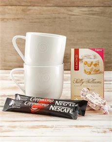gifts: Carrol Boyes Swirl Mug Set!