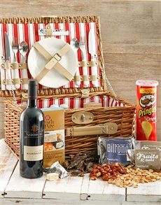 gifts: Nederburg Picnic Basket!
