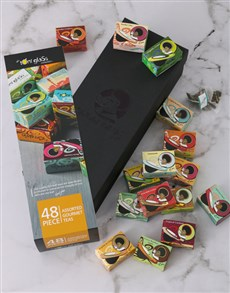 gifts: For the Love of Tea 48pc Infused Tea Gift!