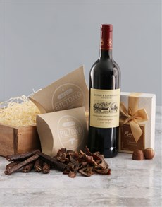 gifts: Rupert and Rothschild Biltong Crate Original!