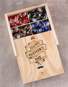 gifts: Box of Chocolate for Fathers Day!